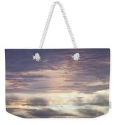 Atlantic Ocean Sunrise 1 Weekender Tote Bag