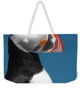 Atlantic Puffin Weekender Tote Bag