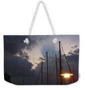 Atmospheric Phenomenon Weekender Tote Bag