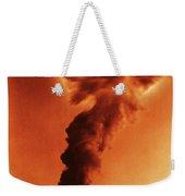 Atomic Bomb Explosion Weekender Tote Bag