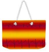 Atrial Flutter & Atrial Fibrillation Weekender Tote Bag