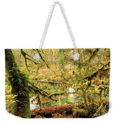 Attack Of The Moss Weekender Tote Bag