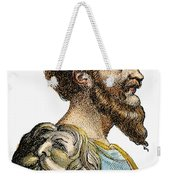 Attila, King Of The Huns Weekender Tote Bag