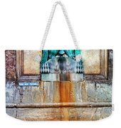 Au Non Potable A Fountain In Arles Weekender Tote Bag