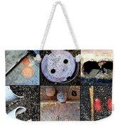 Au Pair Weekender Tote Bag by Marlene Burns
