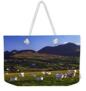 Aughrim Hill, Mourne Mountains, County Weekender Tote Bag