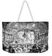 August Belmont (1816-1890) Weekender Tote Bag