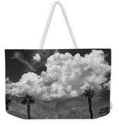 August Clouds Palm Springs Weekender Tote Bag