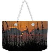 August Sunset Weekender Tote Bag