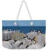 Auk Island Weekender Tote Bag
