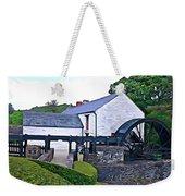 Auld Mill  Weekender Tote Bag