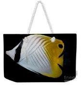 Auriga Butterfly Fish Weekender Tote Bag