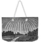 Aurora Borealis, 1837 Weekender Tote Bag