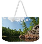 Ausable Chasm 1618 Weekender Tote Bag
