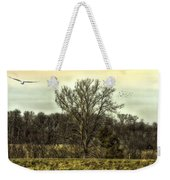 Auspicious Reflections Weekender Tote Bag