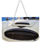 Austin Healey Weekender Tote Bag by Bill Cannon