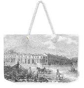 Australia: Melbourne, 1853 Weekender Tote Bag