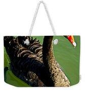 Australian Black Swan Weekender Tote Bag
