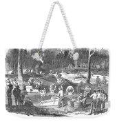 Australian Gold Rush, 1851 Weekender Tote Bag