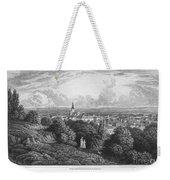 Austria: Baaden, 1822 Weekender Tote Bag
