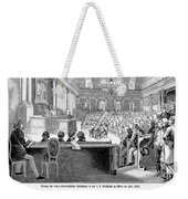 Austrian Assembly, 1848 Weekender Tote Bag