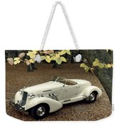 Auto: Auburn, 1935 Weekender Tote Bag