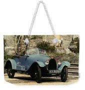 Auto: Bugatti Type, 1925 Weekender Tote Bag