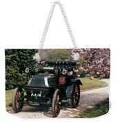 Auto: Daimler, 1899 Weekender Tote Bag