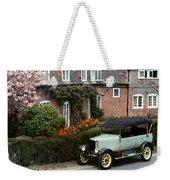 Auto: Jowett, 1927 Weekender Tote Bag