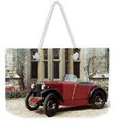Auto: M.g. Midget Weekender Tote Bag