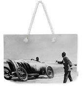 Auto Racing, 1910 Weekender Tote Bag