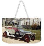 Auto: Rolls-royce, 1909 Weekender Tote Bag