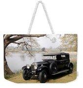 Auto: Rolls-royce, 1925 Weekender Tote Bag