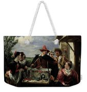 Autolycus Scene From 'a Winter's Tale' Weekender Tote Bag