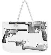 Automatic Pistols Weekender Tote Bag