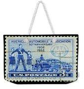 Automobile Association Of America Weekender Tote Bag