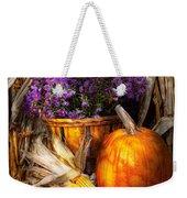 Autumn - Autumn Is Festive  Weekender Tote Bag