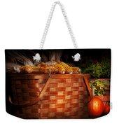 Autumn - Gourd - Fresh Corn Weekender Tote Bag
