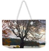 Autumn At British Camp Weekender Tote Bag