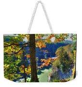 Autumn At Letchworth State Park Weekender Tote Bag