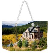 Autumn At St. Malo  Weekender Tote Bag