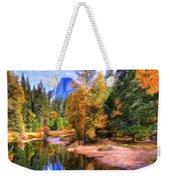 Autumn At Yosemite Weekender Tote Bag