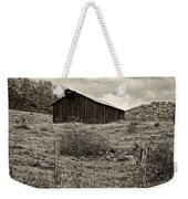 Autumn Barn Sepia Weekender Tote Bag