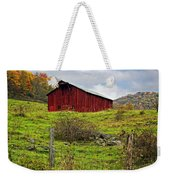 Autumn Barn Weekender Tote Bag