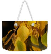 Autumn Birch In Southern Oregon Weekender Tote Bag