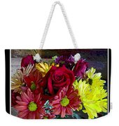 Autumn Boquet Weekender Tote Bag