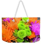 Autumn Bouquet Weekender Tote Bag