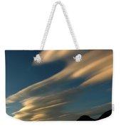 Autumn Clouds Jasper 1 Weekender Tote Bag