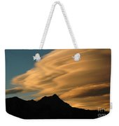 Autumn Clouds Jasper 2 Weekender Tote Bag