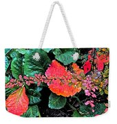 Autumn Composition One Weekender Tote Bag